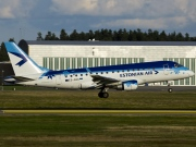 ES-AEA, Embraer ERJ 170-100LR, Estonian Air