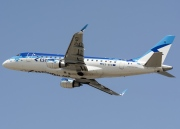 ES-AED, Embraer ERJ 170-100LR, Estonian Air