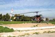 ES722, Bell OH-13S Sioux, Hellenic Army Aviation
