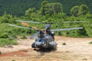 ES901, Boeing CH-47D Chinook, Hellenic Army Aviation
