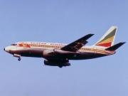 ET-AJB, Boeing 737-200Adv, Ethiopian Airlines