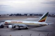 ET-AJS, Boeing 757-200PF, Ethiopian Airlines