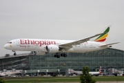 ET-AOO, Boeing 787-8 Dreamliner, Ethiopian Airlines