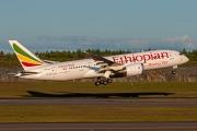 ET-AOS, Boeing 787-8 Dreamliner, Ethiopian Airlines