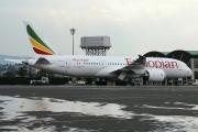 ET-AOT, Boeing 787-8 Dreamliner, Ethiopian Airlines