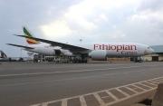 ET-APU, Boeing 777F, Ethiopian Airlines