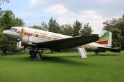 ET-T-1, Douglas DC-3C, Ethiopian Airlines
