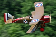 F-AZCY, Royal Aircraft Factory SE.5a Replica, Private