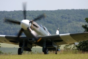 F-AZJS, Supermarine Spitfire PRXIX , Private