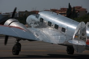 F-AZLL, Lockheed L-12A Electra Junior, Private