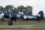F-AZXJ, Hawker Sea Fury FB.11, Untitled
