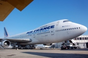 F-BPVJ, Boeing 747-100, Air France