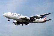 F-BTDG, Boeing 747-200BM(SUD), Air France