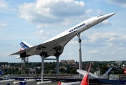 F-BVFB, Aerospatiale-BAC Concorde  101, Air France