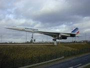 F-BVFF, Aerospatiale-BAC Concorde  101, Air France