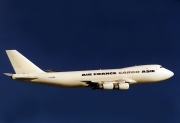F-GCBM, Boeing 747-200F, Air France Asie