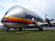 F-GDSG, Aero Spacelines 377SGT (Super Guppy Turbine), Airbus