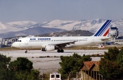 F-GFKK, Airbus A320-200, Air France