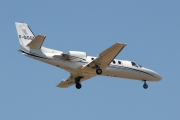 F-GGGT, Cessna 550 Citation II, Private