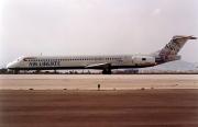F-GHEB, McDonnell Douglas MD-83, Air Liberte