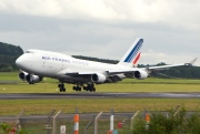 F-GISA, Boeing 747-400(BCF), Air France