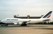 F-GISE, Boeing 747-400, Air France