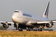 F-GITD, Boeing 747-400, Air France