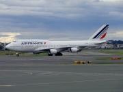 F-GITF, Boeing 747-400, Air France