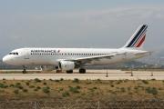 F-GJVW, Airbus A320-200, Air France