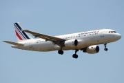 F-GKXQ, Airbus A320-200, Air France