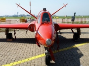 F-GLHF, Fouga CM170 Magister, Dutsch Historic Jet Association