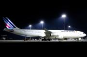 F-GLZH, Airbus A340-300, Air France
