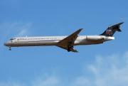 F-GMLK, McDonnell Douglas MD-83, Blue Line
