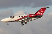 F-GRET, Cessna 510 Citation Mustang, Untitled