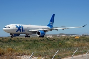 F-GRSQ, Airbus A330-200, XL Airways France