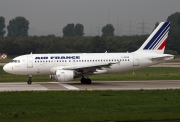 F-GRXD, Airbus A319-100, Air France