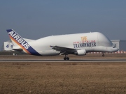 F-GSTD, Airbus A300B4-600ST Super Transporter , Airbus Industrie