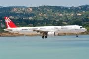 F-GYAR, Airbus A321-200, Air Mediterranee