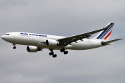 F-GZCK, Airbus A330-200, Air France