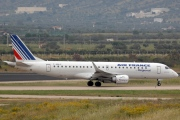 F-HBLC, Embraer ERJ 190-100LR (Embraer 190), Air France