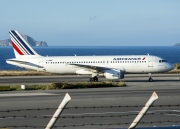 F-HBNF, Airbus A320-200, Air France