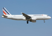 F-HBNG, Airbus A320-200, Air France