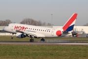 F-HBXF, Embraer ERJ 170-100STD, HOP!