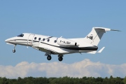 F-HJBR, Embraer Phenom 300, Untitled