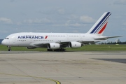 F-HPJE, Airbus A380-800, Air France