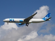 F-HXLF, Airbus A330-300, XL Airways France
