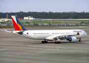 F-OHZQ, Airbus A330-300, Philippine Airlines