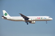 F-ORMG, Airbus A321-200, Middle East Airlines (MEA)