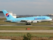 F-WWAB, Airbus A380-800, Korean Air