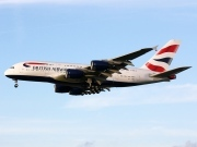 F-WWAY, Airbus A380-800, British Airways